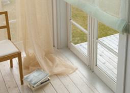 PLUS IDEA 春の幸運を招き入れるためにも、窓を美しくしましょう