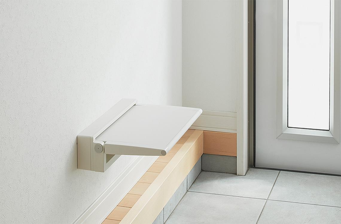 玄関ベンチ(フラップベンチⅡ)