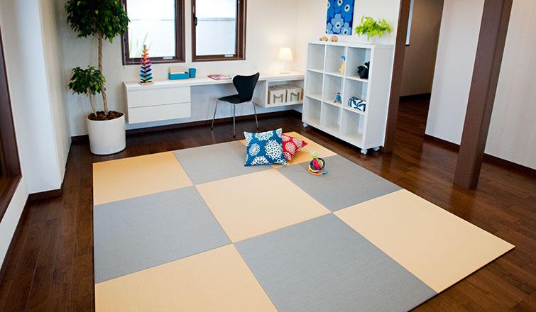 「MIGUSAアレルバスター畳」なら現代人の悩みに ピッタリ